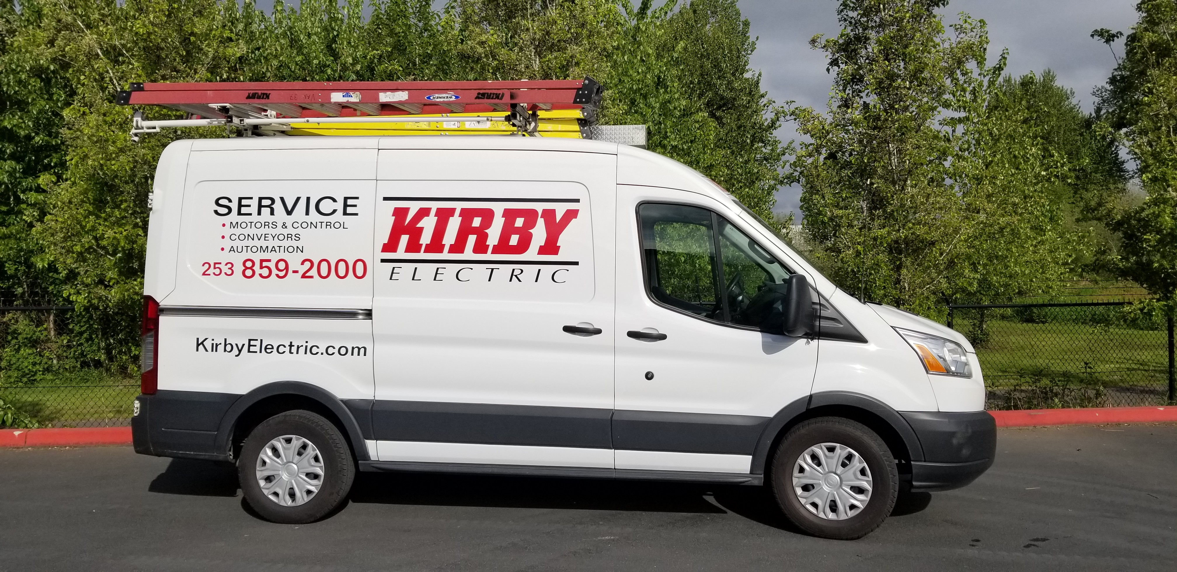 Electrical Engineering at Kirby Electric